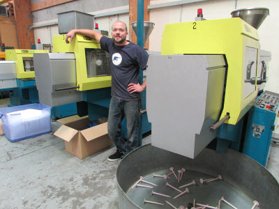 IMPI injection moulding machines